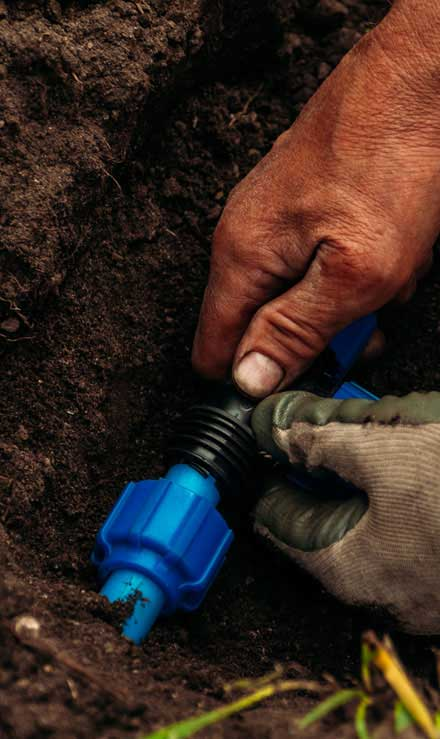 John And Floyd Lawn Care Services, Inc Irrigation Installation