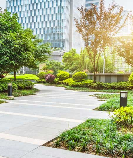 John And Floyd Lawn Care Services, Inc Commercial Landscaping