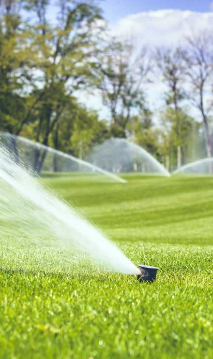 John And Floyd Lawn Care Services, Inc Sprinkler Installation