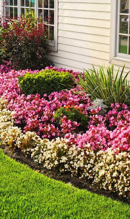 John And Floyd Lawn Care Services, Inc Garden Design