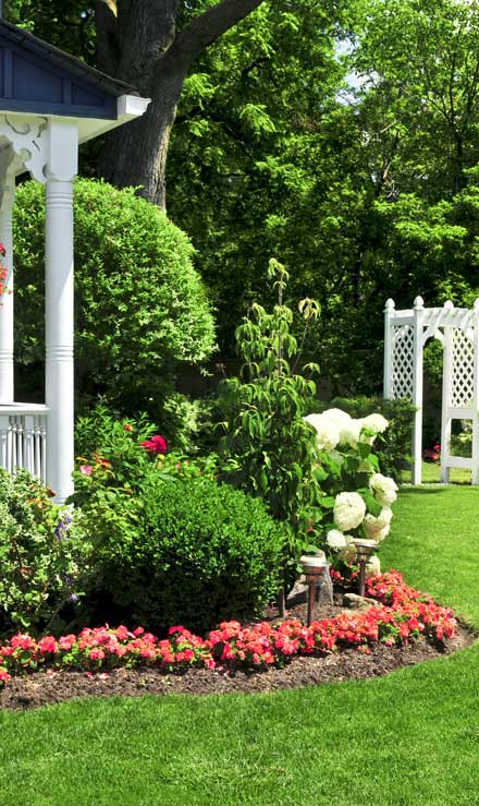 John And Floyd Lawn Care Services, Inc Residential Landscaping